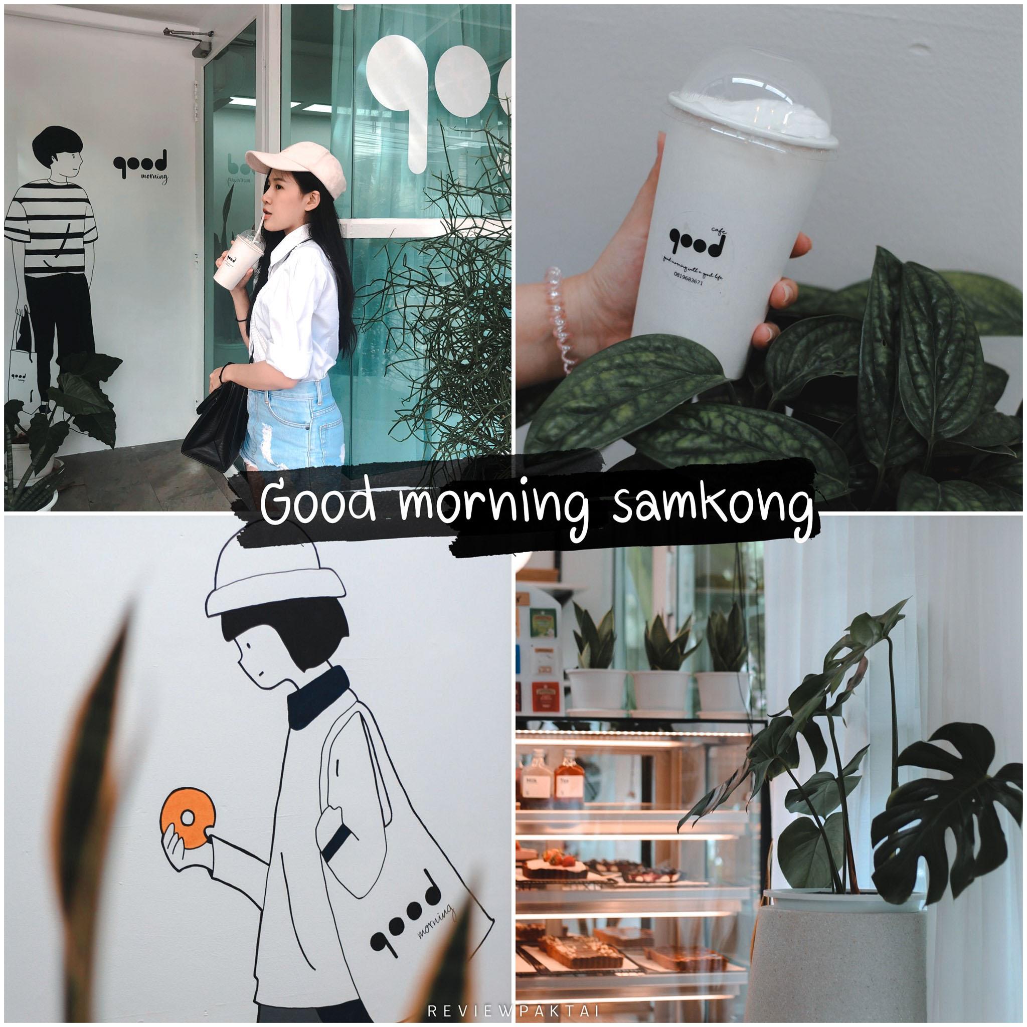 Good-Morning-by-Good-Cafe ร้านตกแต่งโทนสีขาวดำ-ดูสะอาดสบายตา-มีต้นไม้ฟอกอากาศอีกด้วยร้านเป็นสไตล์-minimal-เมนูแนะนำก็-Yakult-Pipo-Tart,-Choco-Banana-Tart,-Raspberry-Tart-แล้วก็เค้กต่างๆก็อร่อยเลยแหละ-ไม่ผิดหวังแน่นอน ภูเก็ต,คาเฟ่,ที่เที่ยว,ร้านกาแฟ,เด็ด,อร่อย,ต้องลอง
