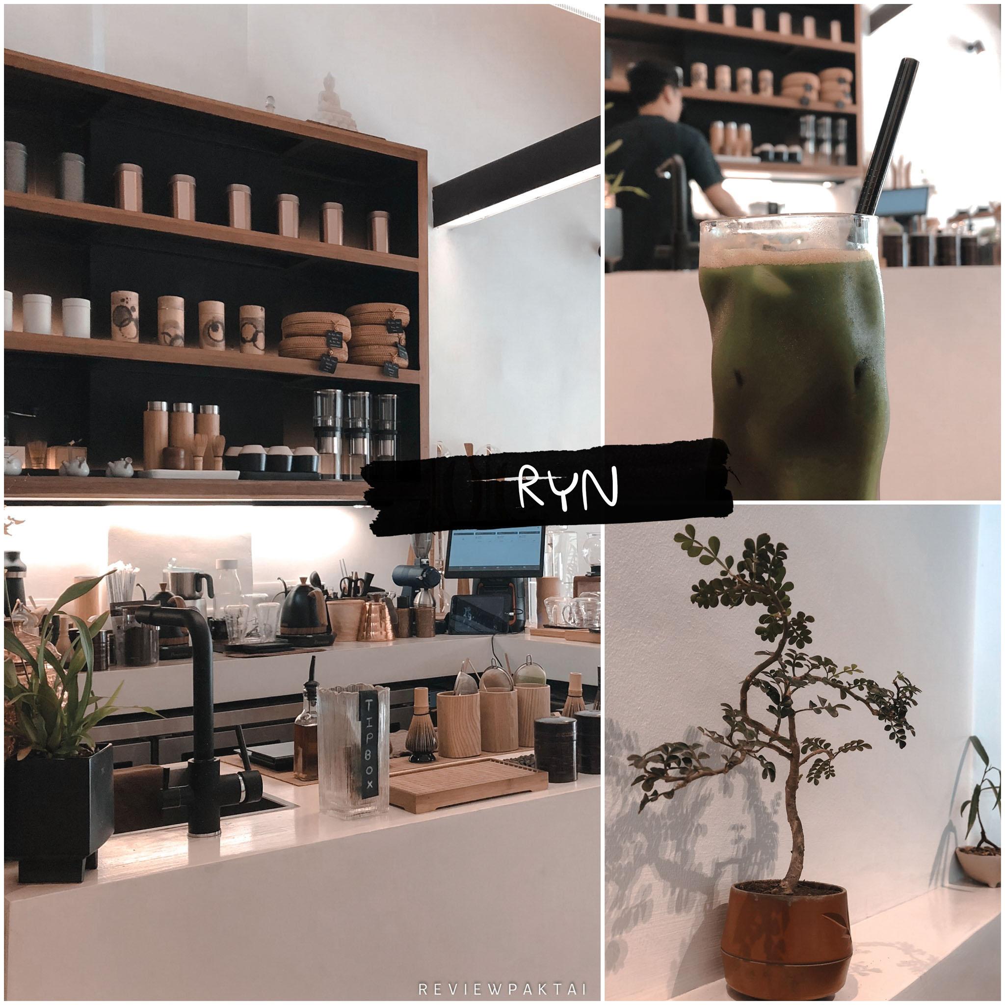 Ryn-Authentic-Tea---Slow-Drop-Coffee ร้านมีความเป็นสไตล์ตัวเองสูงมากเหมาะกับการไปกินของหวานและชาต่างๆความอร่อยไม่ต้องพูดถึงอร่อยแน่นอนเรื่องนั้นแต่ที่ชอบมากกกกคือสไตล์ของร้านร้านมีความเป็นญี่ปุ่น-แถมยังมี2ชั้นตกแต่งด้วยโทนขาว-ดำ-น้ำตาล-คงความอบอุ่นไว้พี่ๆบาริสต้ามีความรู้เรื่องชาพอสมควร-คอยแนะนำเมนูต่างๆได้ไม่มากก็น้อยสามารถถามได้เลย-และอธิบายเครื่องดื่มแต่ละอย่างให้ฟังอย่างชัดเจนไม่น่าเบื่อแถมได้ความรู้อีกด้วย-มีมุมสวยๆ-ให้ถ่ายรูปอีกต่างหากเหมาะมากๆ ภูเก็ต,คาเฟ่,ที่เที่ยว,ร้านกาแฟ,เด็ด,อร่อย,ต้องลอง