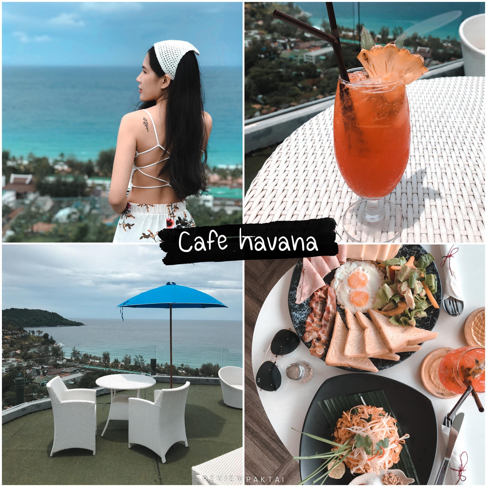 Cafe-Havana ปักหมุดเช็คอินกันกับ-ร้าน-Cafe-Havana-ราคาหลักร้อยวิวหลักล้าน-ตกแต่งสไตล์แบบโมเดิร์น-บรรยากาศร้านโล่งเย็นสบาย  ภูเก็ต,คาเฟ่,ที่เที่ยว,ร้านกาแฟ,เด็ด,อร่อย,ต้องลอง