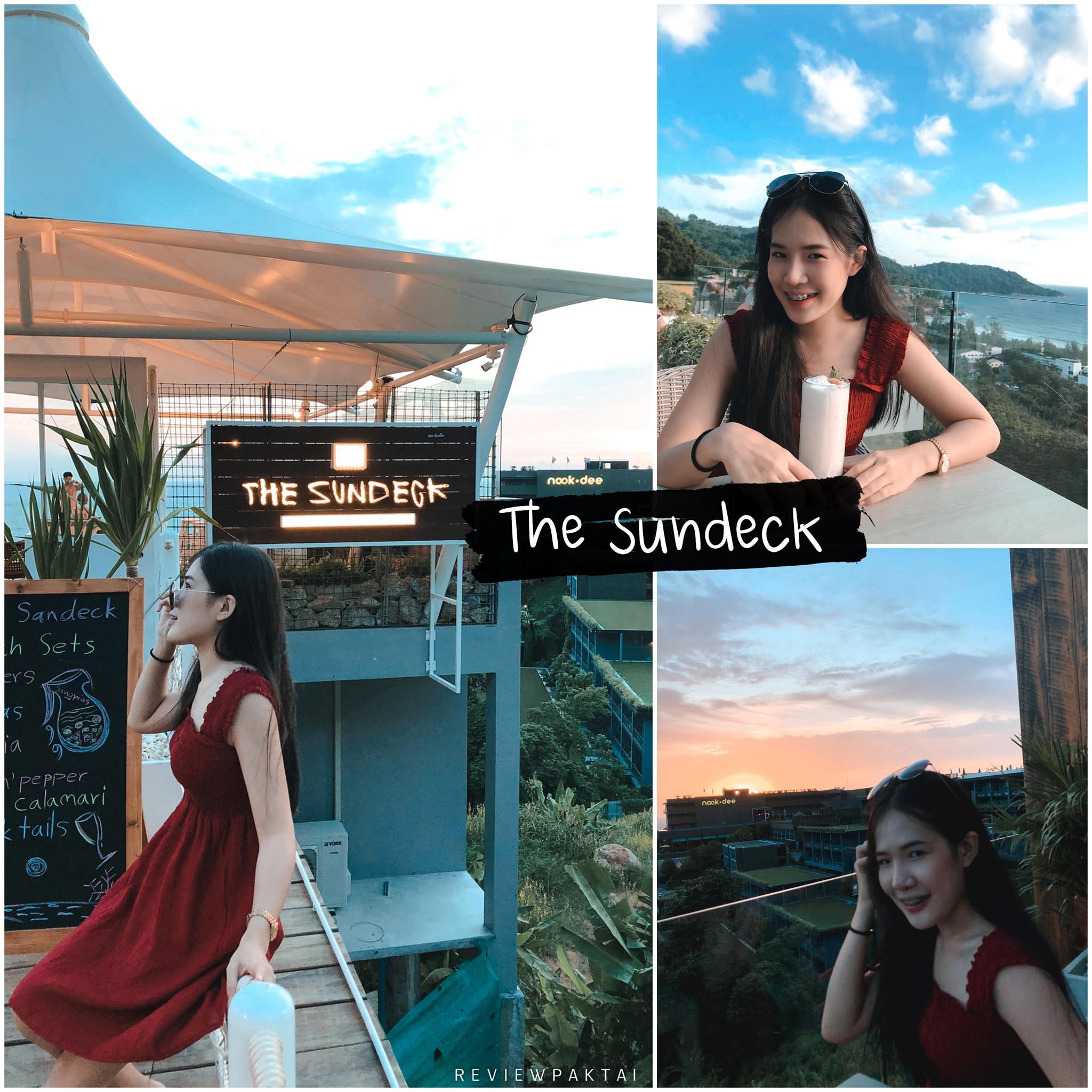 The-Sundeck คาเฟ่ภูเก็ต-ร้านสวยๆ-สไตล์มินิมอลบนเขาวิวทะเลปังๆ-ต้องไปเช็คอินกันเน้อ ภูเก็ต,คาเฟ่,ที่เที่ยว,ร้านกาแฟ,เด็ด,อร่อย,ต้องลอง
